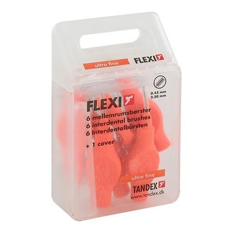 TANDEX FLEXI Interdental Bürsten 0,45 mm orange 6 Stück
