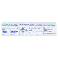 MERIDOL sicherer Atem Zahnpasta 75 Milliliter - Rückseite