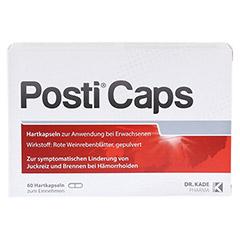 POSTI CAPS Hartkapseln 60 Stück - Vorderseite