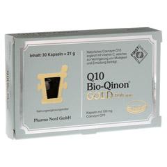 Q10 BIO Qinon Gold 100 mg Pharma Nord Kapseln 30 St�ck