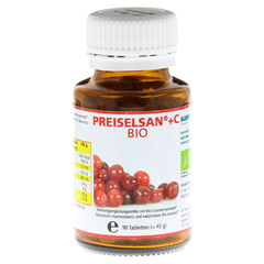 PREISEL SAN+C Bio Tabletten 90 St�ck