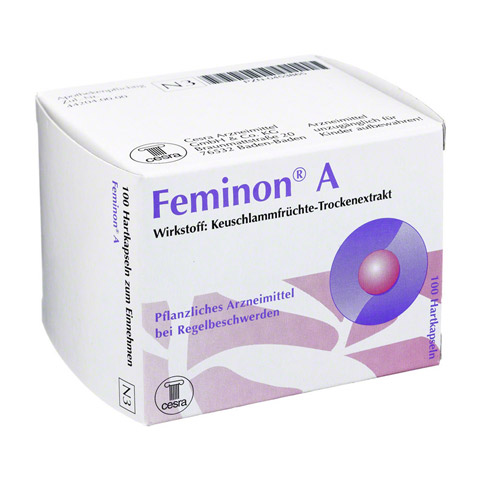 Feminon A Hartkapseln 100 St�ck N3