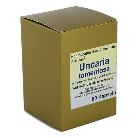 UNCARIA tomentosa Kapseln 60 St�ck N1