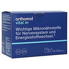 ORTHOMOL Vital M 15 Granulat/Kaps.Kombipackung 1 St�ck
