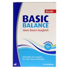 BASIC BALANCE Direkt Kautabletten 42 St�ck - Vorderseite