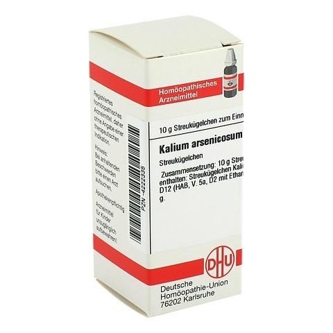 KALIUM ARSENICOSUM D 12 Globuli 10 Gramm N1