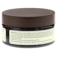 Ahava Mineral Botanic Body Butter Hibiskus/Feige 235 Gramm - R�ckseite