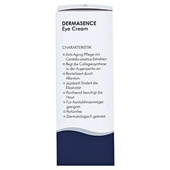 DERMASENCE Eye Cream 15 Milliliter - Rechte Seite