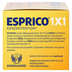 ESPRICO 1x1 Suspension 30x4 Milliliter - Rechte Seite