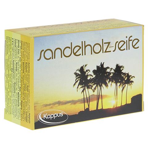 KAPPUS Sandelholzseife 125 Gramm
