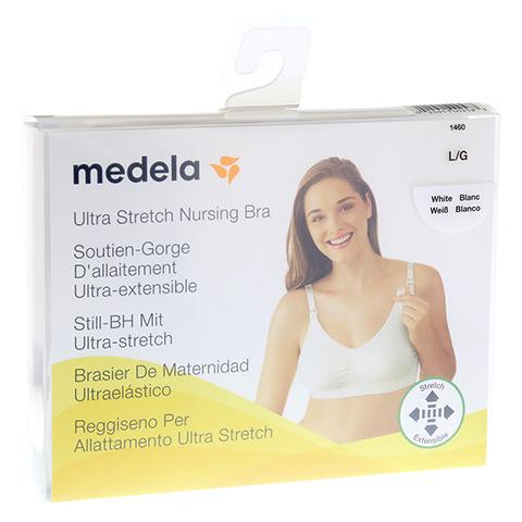 MEDELA Schwangerschafts- u.Still-BH L weiß 1 Stück