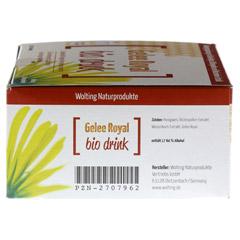 GELEE ROYAL Bio Drink Trinkfläschchen 20x10 Milliliter - Rechte Seite