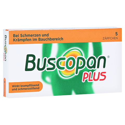 Buscopan plus 5 St�ck