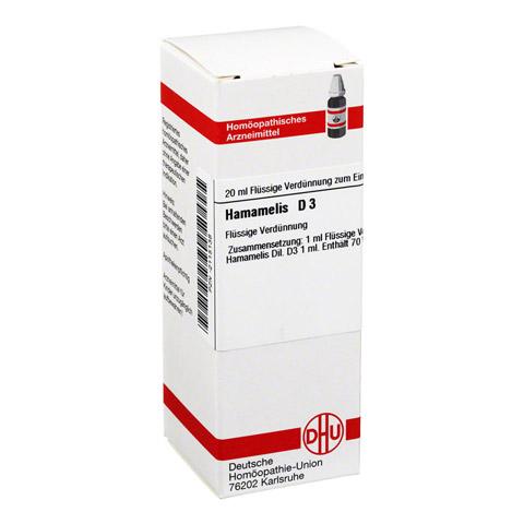 HAMAMELIS D 3 Dilution 20 Milliliter N1