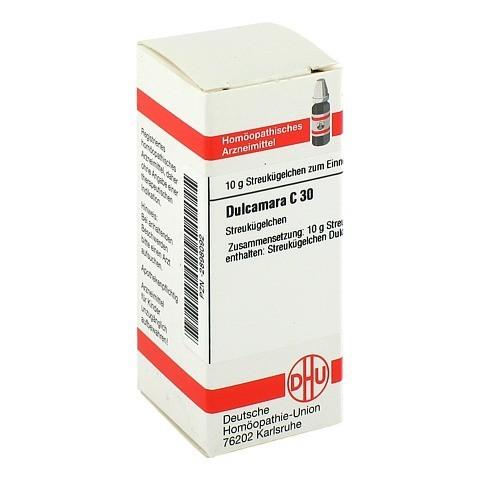 DULCAMARA C 30 Globuli 10 Gramm N1