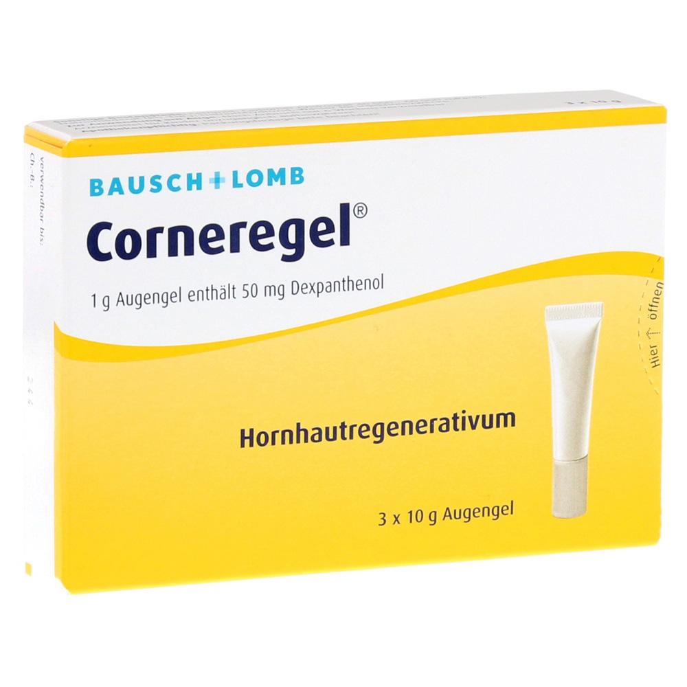 CORNEREGEL Augengel 3x...
