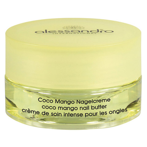 ALESSANDRO NailSpa Coco Mango Nagelintensivcr. Lot 15 Gramm