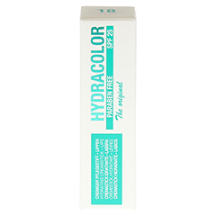 HYDRACOLOR Lippenpflege 18 farblos Faltschachtel 1 Stück - Vorderseite