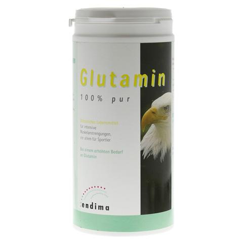 GLUTAMIN 100% Pur Pulver 1000 Gramm