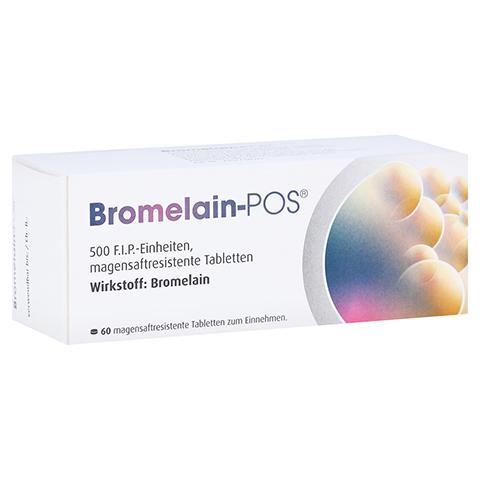 Bromelain-POS 60 St�ck