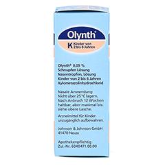 Olynth 0,05% 10 Milliliter N1 - Linke Seite