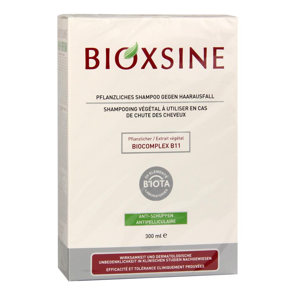 bioxsine shampoo gegen haarausfall u schuppen 300. Black Bedroom Furniture Sets. Home Design Ideas