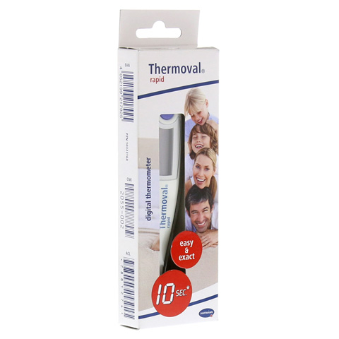 THERMOVAL rapid digitales Fieberthermometer 1 St�ck
