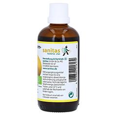 GRAPEFRUIT KERN Extrakt Bio Lösung 100 Milliliter - Linke Seite