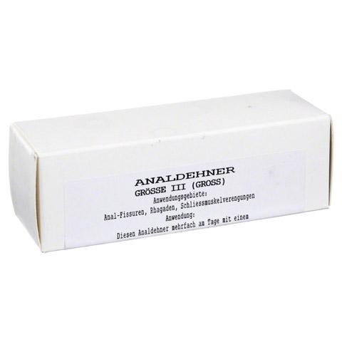 ANALDEHNER Kunststoff Gr.3 1 Stück