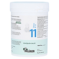 BIOCHEMIE Pfl�ger 11 Silicea D 12 Tabletten 1000 St�ck