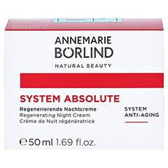 B�RLIND system absolute Nachtcreme 50 Milliliter - Vorderseite
