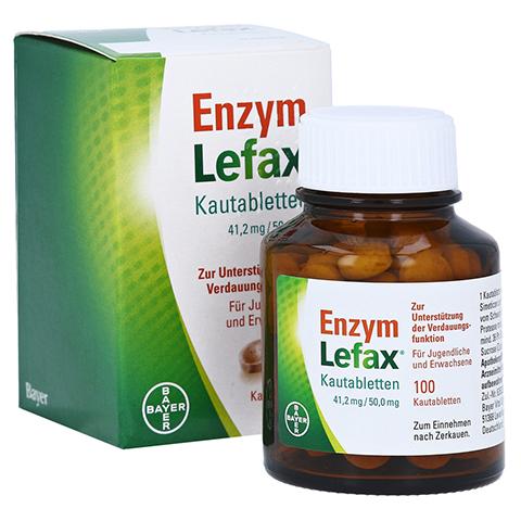 Enzym Lefax 100 Stück