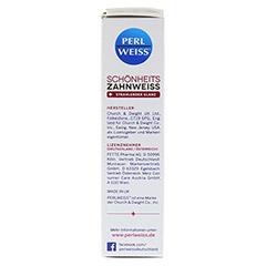 PERLWEISS Schönheits Zahnweiss 50 Milliliter - Linke Seite