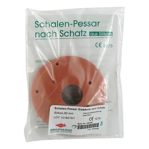 SIEBPESSAR Silikon 90 mm nach Schatz 1 St�ck