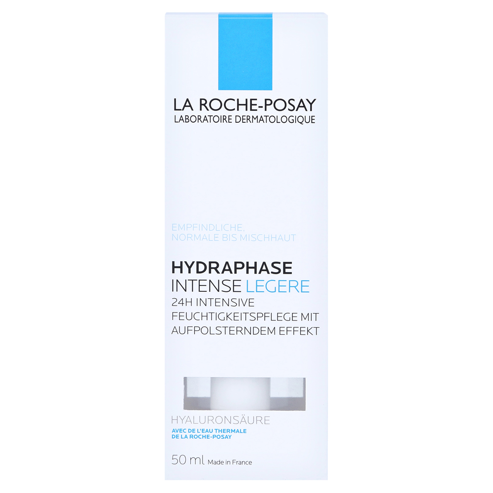 erfahrungen zu roche posay hydraphase intense creme leicht 50 milliliter medpex versandapotheke. Black Bedroom Furniture Sets. Home Design Ideas
