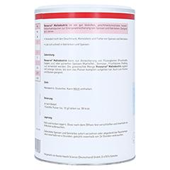 RESOURCE Maltodextrin Pulver 1300 Gramm - Rechte Seite