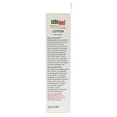 SEBAMED Trockene Haut parf�mfrei Lotion Urea 10% + gratis SEBAMED Intim Waschgel pH 3,8 f�r die junge Frau 200 Milliliter - Linke Seite