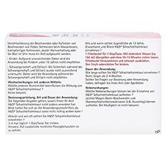 H&S Schachtelhalmkraut Filterbeutel 20 Stück - Rückseite