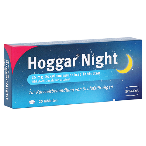 Hoggar Night 20 St�ck N2