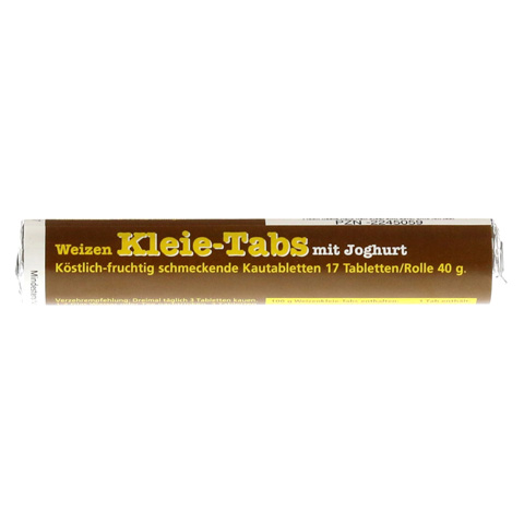 KLEIE TABS m. Joghurt Tabletten 17 St�ck