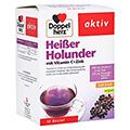 DOPPELHERZ hei�er Holunder m.Vit.C+Zink Granulat 10 St�ck