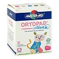 ORTOPAD cotton girls regular Augenokklusionspflas. 50 Stück