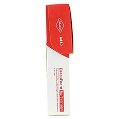 DRACOFOAM Haft sensitiv Schaumst.Wund.5x5 cm 10 Stück - Linke Seite