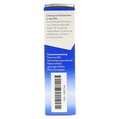 Ohren-Spray Dr. Mann 50 Milliliter - Linke Seite