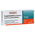 Loperamid-ratiopharm akut 2mg
