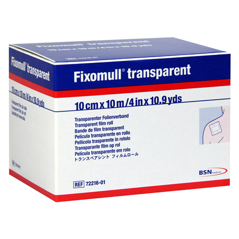 FIXOMULL transparent 10 cmx10 m 1 St�ck