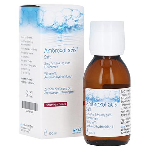 Ambroxol acis 100 Milliliter N1