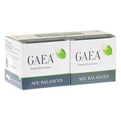 GAEA Age Balanced+Gratis GAEA Gesichtscreme 2x50 Milliliter