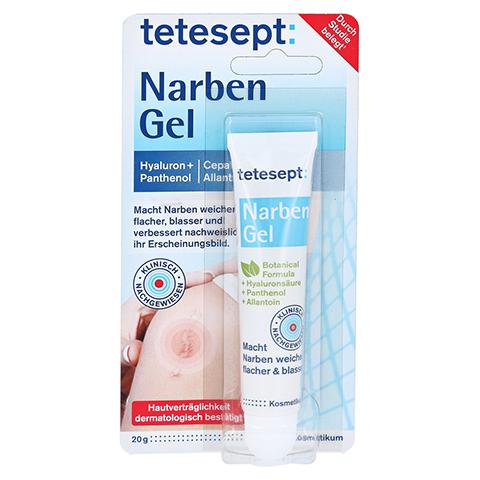 TETESEPT Narben Gel 20 Gramm