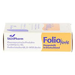 Folio forte+B12 Tabletten 120 St�ck - Rechte Seite